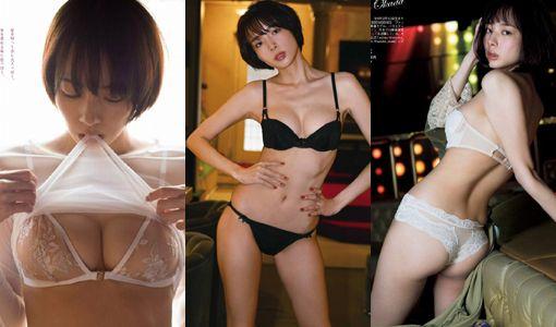 岡田紗佳のスリーサイズ画像