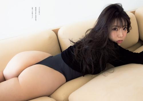 鈴木ふみ奈の最新写真集先行カットグラビアエロ画像002