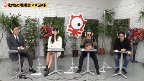 高橋ひかるの『タモリ倶楽部』出演時パンチラエロ画像010