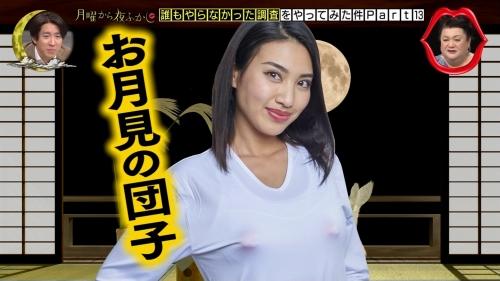 青山めぐの付け乳首カレンダーエロ画像019