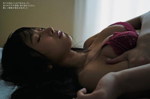 真島なおみの妄想デートグラビアエロ画像008