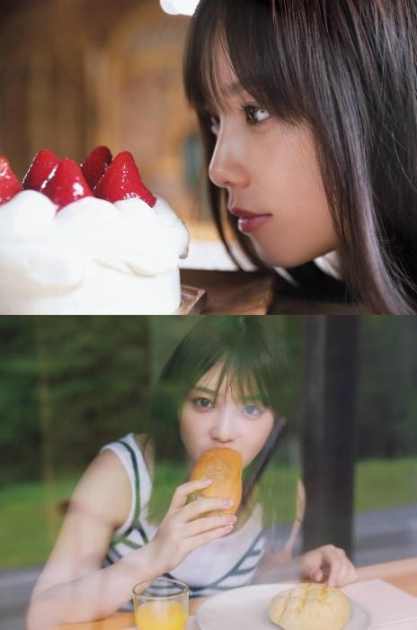 与田祐希の可愛いグラビアエロ画像005