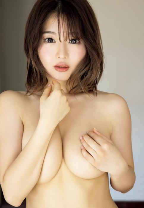 藤田ももの初ヌードグラビアエロ画像008
