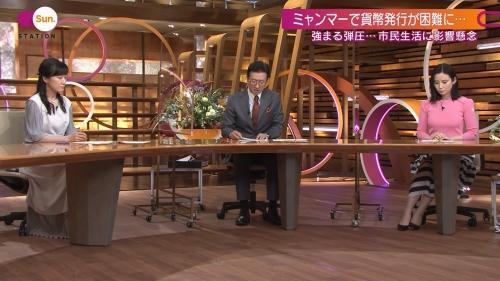 森川夕貴アナの着衣ニットおっぱいエロ画像014