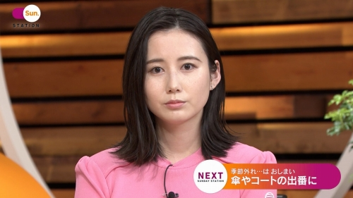 森川夕貴アナの着衣ニットおっぱいエロ画像020