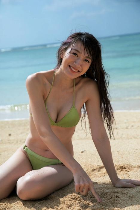 大島由香里のファースト写真集エロ画像007