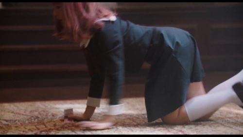 橋本環奈の『かぐや様は告らせたい』キスシーンエロ画像003