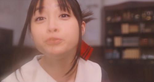 橋本環奈の『かぐや様は告らせたい』キスシーンエロ画像006