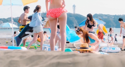 橋本環奈の『かぐや様は告らせたい』キスシーンエロ画像021