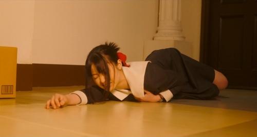 橋本環奈の『かぐや様は告らせたい』キスシーンエロ画像030