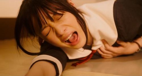 橋本環奈の『かぐや様は告らせたい』キスシーンエロ画像031