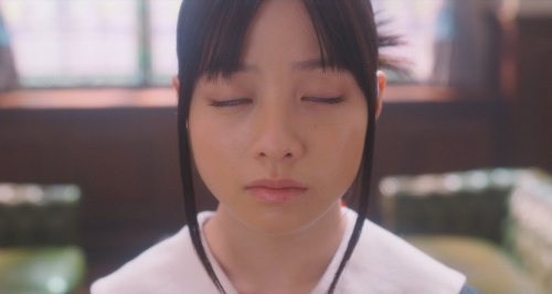 橋本環奈の『かぐや様は告らせたい』キスシーンエロ画像038