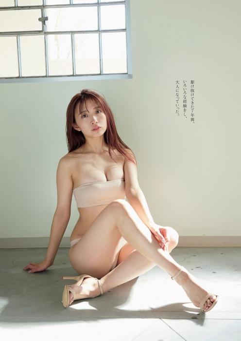 渡邉幸愛の水着グラビアエロ画像004