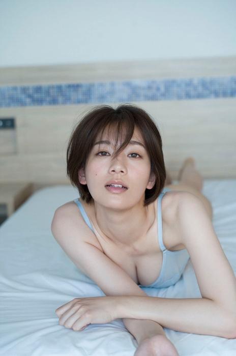 佐藤美希の水着グラビアエロ画像003