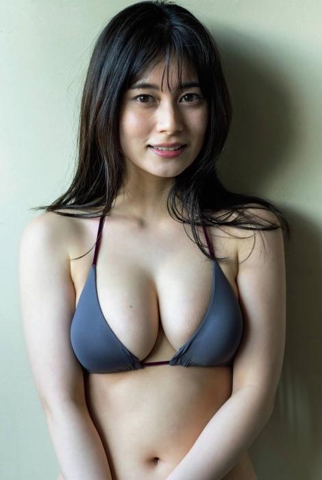 大久保桜子の女湯グラビアエロ画像006
