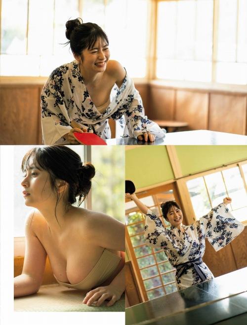 大久保桜子の女湯グラビアエロ画像007