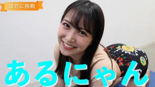 白間美瑠のヨガ動画エロ画像008