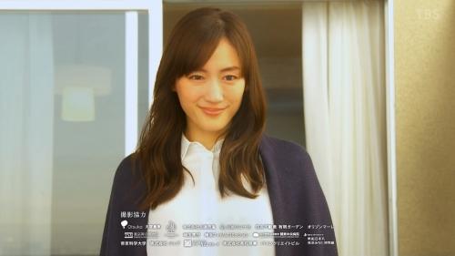 綾瀬はるかのドラマ『天国と地獄~サイコな2人~』胸チラ谷間のエロ画像033