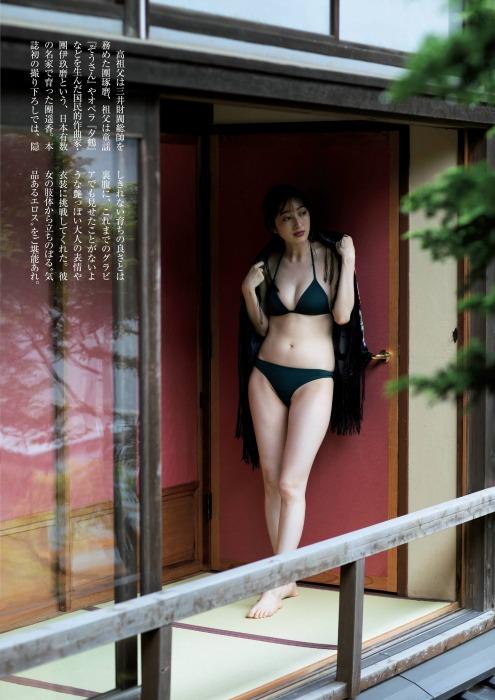 團遥香のセクシー水着グラビアエロ画像004