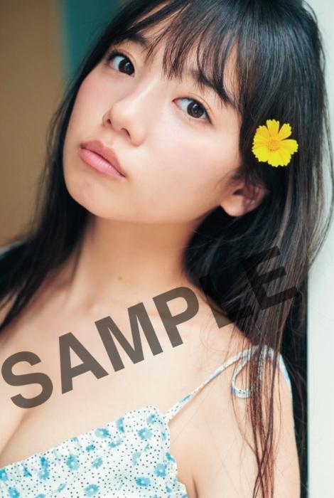 齊藤京子のファースト写真集『とっておきの恋人』ポストカード 画像002