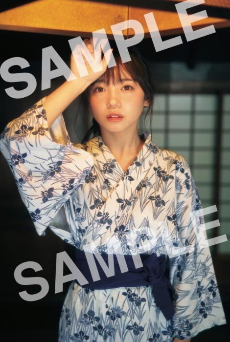 齊藤京子のファースト写真集『とっておきの恋人』ポストカード 画像003