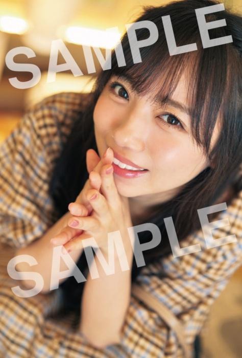 齊藤京子のファースト写真集『とっておきの恋人』ポストカード 画像004