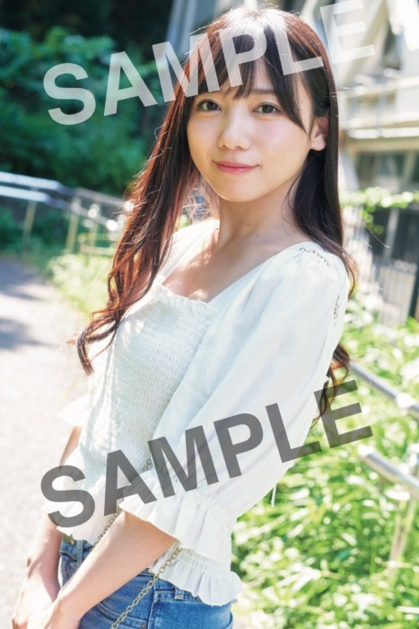 齊藤京子のファースト写真集『とっておきの恋人』ポストカード 画像006