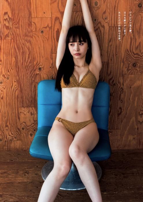 井桁弘恵のセクシー水着グラビアエロ画像005