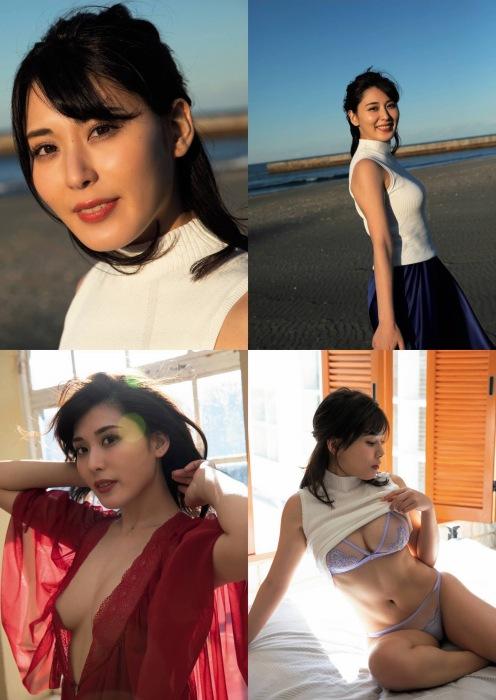 金子智美のフルヌードグラビアエロ画像002