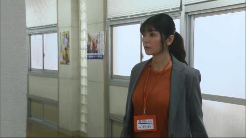 真木よう子の『青のSP』着衣おっぱいエロ画像005