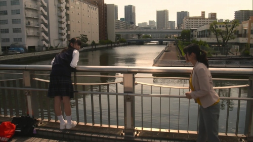 真木よう子の『青のSP』着衣おっぱいエロ画像011