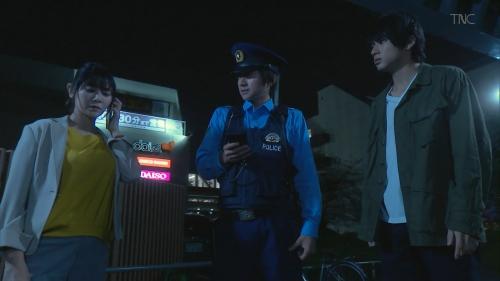 真木よう子の『青のSP』着衣おっぱいエロ画像017