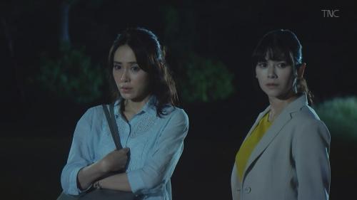 真木よう子の『青のSP』着衣おっぱいエロ画像021