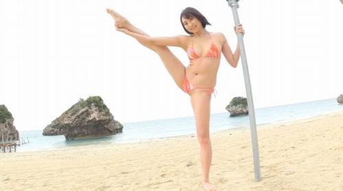 緒方咲のイメージDVDエロ画像002
