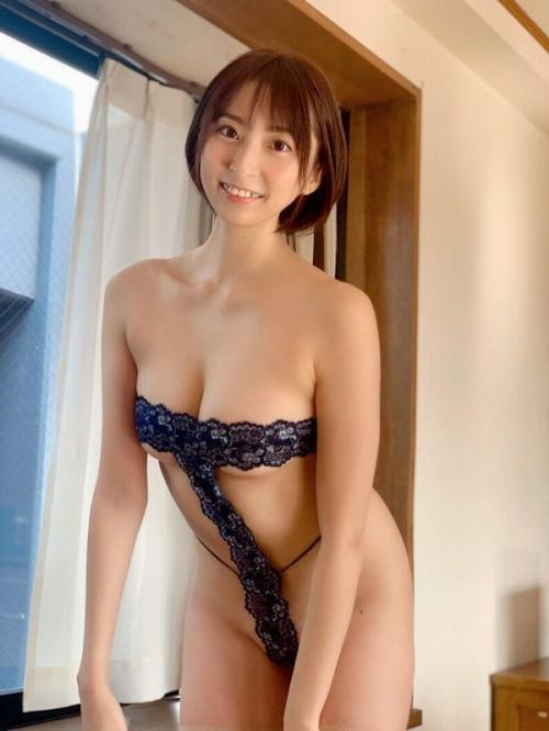 緒方咲のイメージDVDエロ画像054