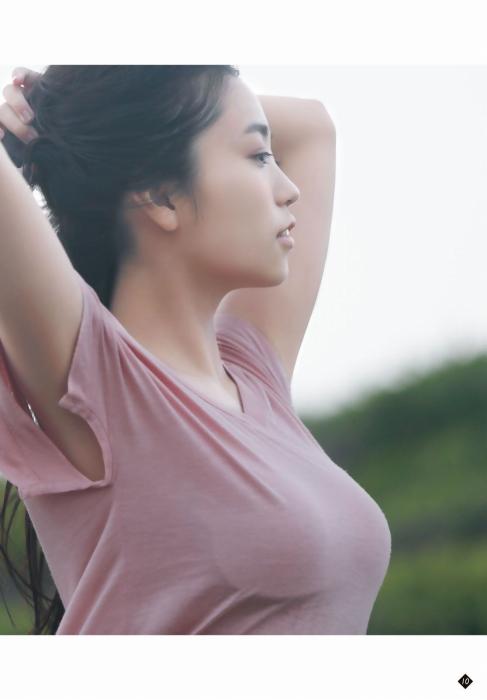 大原優乃の『週刊少年マガジン』13号の水着グラビアエロ画像 画像012