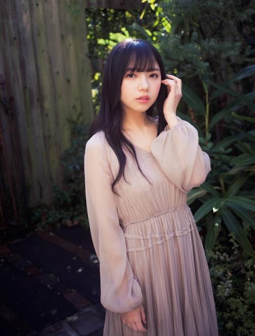 齊藤京子のあざと可愛いグラビアエロ画像004
