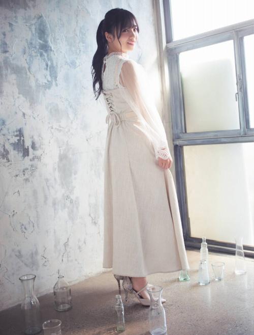 齊藤京子のあざと可愛いグラビアエロ画像009