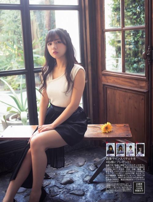 齊藤京子のあざと可愛いグラビアエロ画像011