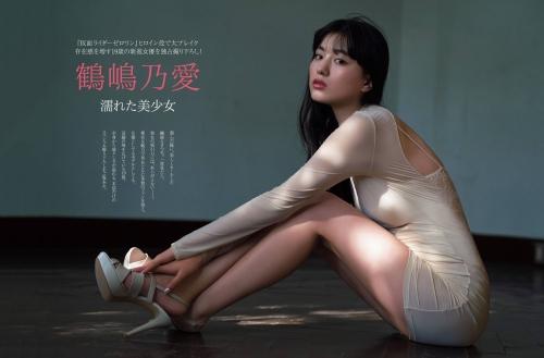 鶴嶋乃愛のセクシーグラビアエロ画像001