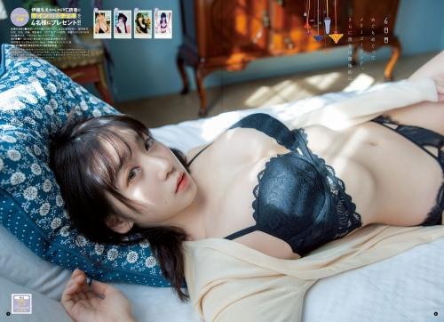 伊織もえの妄想グラビアエロ画像006