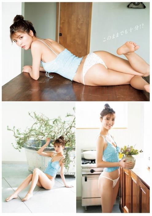 工藤美桜のセクシーカット水着グラビアエロ画像003