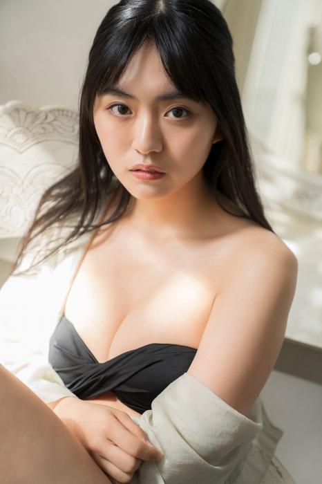 豊田ルナの『ヤンマガWeb』水着グラビアエロ画像006