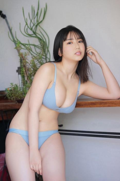 沢口愛華、豊田ルナ、新井遥の合同水着グラビアエロ画像001