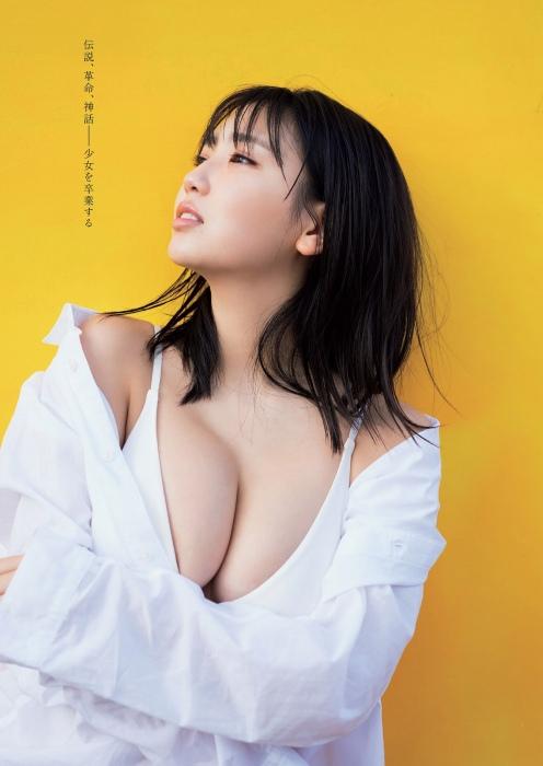 沢口愛華のセクシー水着グラビアエロ画像002