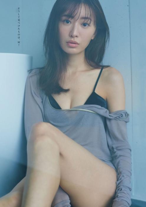松本まりかのセクシーグラビアエロ画像013