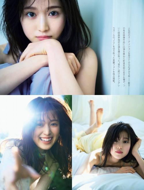 福本莉子のセクシーグラビアエロ画像002
