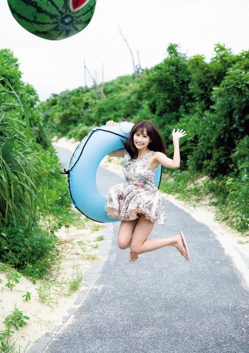 花咲れあの1st写真集のアザーカットグラビアエロ画像012