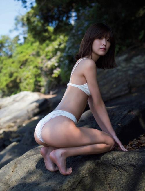 工藤美桜の水着グラビアエロ画像004