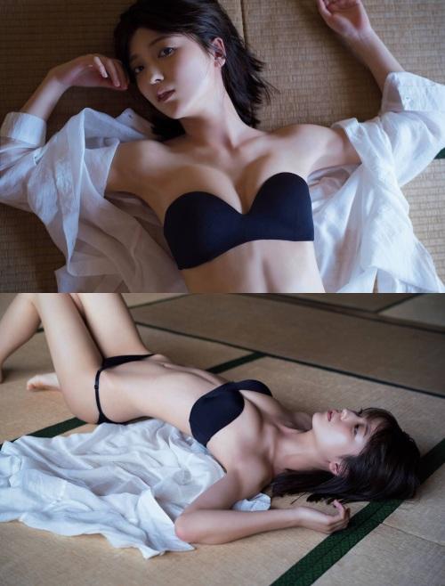 工藤美桜の水着グラビアエロ画像007